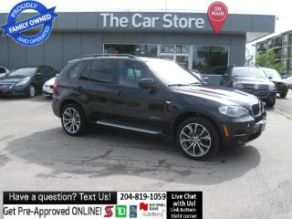 Used 2012 BMW X5 35i NAVIGAtTION M SPORT WHEELS, HTD SEAT LEATHER for sale in Winnipeg, MB