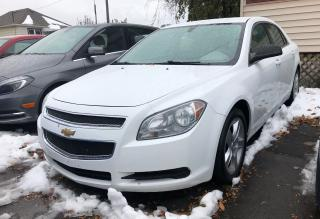 Used 2012 Chevrolet Malibu LS for sale in Hamilton, ON
