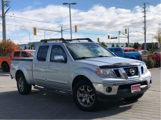 Used 2014 Nissan Frontier SL**4X4**Leather**Navigation**Sunroof for sale in Mississauga, ON