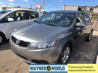 Used 2010 Kia Forte EX ***low km & drive like new*** for sale in Hamilton, ON