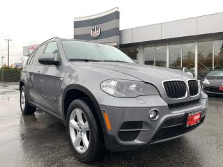 Used 2012 BMW X5 xDrive35i AWD NAVI SUNROOF 360 CAMERA for sale in Langley, BC