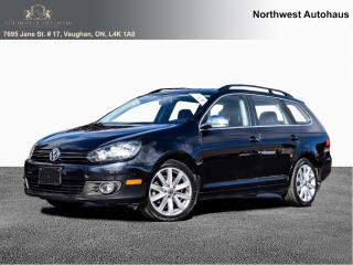 Used 2013 Volkswagen Golf Wagon HIGHLINE for sale in Concord, ON