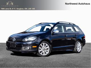 Used 2013 Volkswagen Golf Wagon Highline TDI PANORAMIC SUNROOF for sale in Concord, ON
