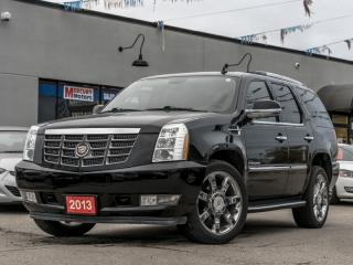 Used 2013 Cadillac Escalade AWD 4DR for sale in Oakville, ON