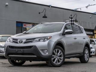 Used 2015 Toyota RAV4 AWD 4dr Limited for sale in Oakville, ON