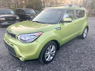 Used 2015 Kia Soul 5dr Wgn Auto, 2 sets rims & tires, no accidents, bluetooth for sale in Halton Hills, ON