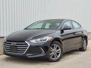 Used 2018 Hyundai Elantra Sunroof|Back Up Camera|Accident Free for sale in Mississauga, ON