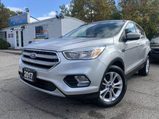 Used 2017 Ford Escape 4WD 4dr SE| ACCIDENT FREE| BLUETOOTH|BACK UP CAMERA| for sale in Brampton, ON