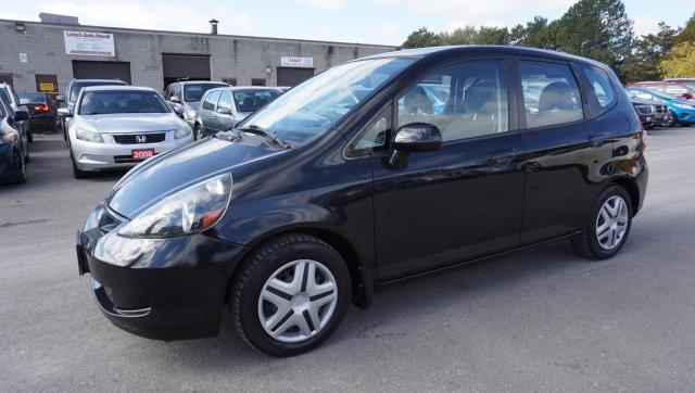 2008 Honda Fit AUTO HB CERTIFIED 2YR WARRANTY *1 OWNER*2ND SET OF WINTER TIRE* CRUISE AUX