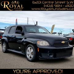 Used 2008 Chevrolet HHR SS for sale in Calgary, AB