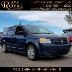 Used 2008 Dodge Grand Caravan SE for sale in Calgary, AB