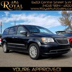 Used 2012 Chrysler Town & Country Limited for sale in Calgary, AB