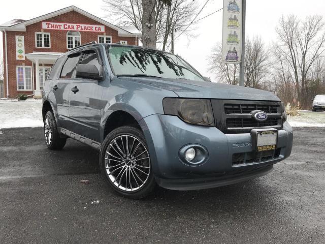 2011 Ford Escape XLT Automatic XLT-Alloys-Pwr Windows-Cruise Control-A/C