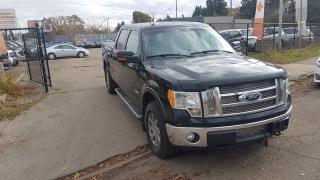 Used 2012 Ford F-150 FX4 for sale in Edmonton, AB