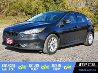 Used 2015 Ford Focus SE for sale in Bowmanville, ON