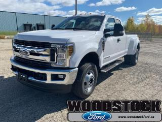 Used 2019 Ford F-350 Super Duty XLT  - Navigation - SYNC for sale in Woodstock, ON