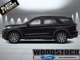 New 2020 Ford Explorer ST  - Leather Seats - Sunroof for sale in Woodstock, ON