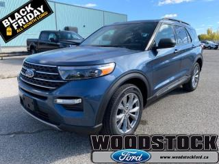 New 2020 Ford Explorer XLT  - Navigation - Activex Seats for sale in Woodstock, ON