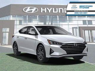 New 2020 Hyundai Elantra Luxury  - Luxury Driven -  High Comfort - $141 B/W for sale in Brantford, ON