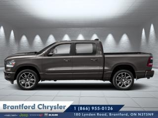 Used 2020 RAM 1500 Sport  - HEMI V8 for sale in Brantford, ON