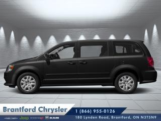 Used 2019 Dodge Grand Caravan 35th Anniversary  - $218 B/W for sale in Brantford, ON