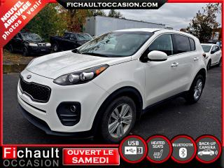 Used 2017 Kia Sportage LX for sale in Châteauguay, QC