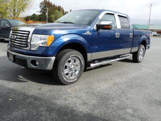 Used 2011 Ford F-150 XTR CREW 4X4 V8 5.0L, BTE 6.5P for sale in Vallée-Jonction, QC