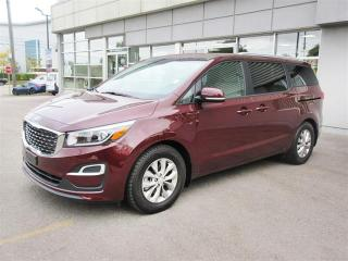 Used 2019 Kia Sedona LX 8 seater LX 8 seater/heated seats/back-up camera/bluetooth/power package for sale in Mississauga, ON