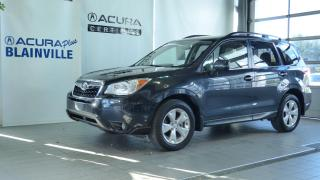 Used 2014 Subaru Forester 2.5i Limited for sale in Blainville, QC