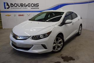 Used 2017 Chevrolet Volt *** PREMIER LTZ, MAGS POLIES *** for sale in Rawdon, QC