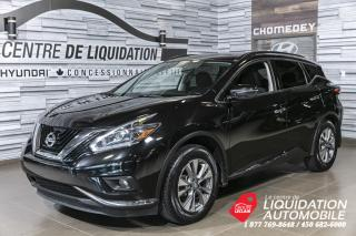 Used 2018 Nissan Murano SV  AWD TOIT GPS for sale in Laval, QC