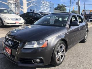 Used 2009 Audi A3 Premium for sale in Toronto, ON