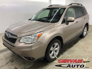 Used 2015 Subaru Forester Convenience AWD MAGS CAMÉRA SIÈGES CHAUFFANTS for sale in Shawinigan, QC