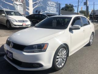 Used 2011 Volkswagen Jetta Sedan Comfortline for sale in Toronto, ON