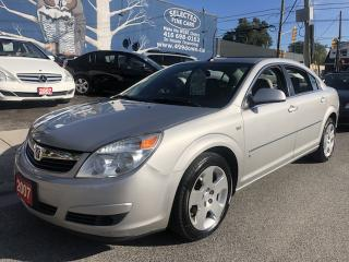 Used 2007 Saturn Aura XE for sale in Toronto, ON