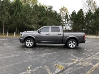 Used 2014 RAM 1500 SPORT CREW CAB 4X4 for sale in Cayuga, ON