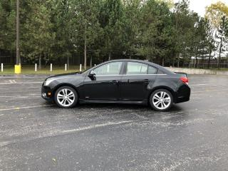 Used 2013 Chevrolet Cruze 2LT RS FWD for sale in Cayuga, ON