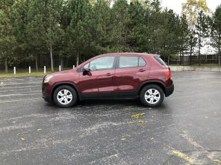 Used 2016 Chevrolet Trax LS FWD for sale in Cayuga, ON