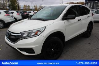 Used 2015 Honda CR-V 2WD 5dr LX for sale in Laval, QC