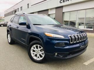 Used 2018 Jeep Cherokee North 4x4 V6   ENS. REMORQUAGE for sale in Ste-Marie, QC