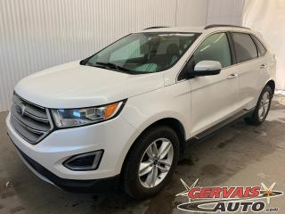 Used 2016 Ford Edge SEL V6 AWD MAGS Cuir GPS Caméra de recul for sale in Shawinigan, QC
