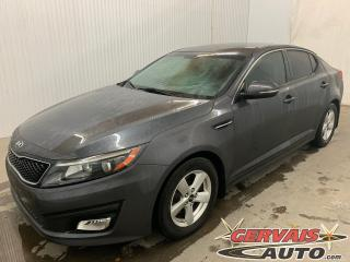 Used 2015 Kia Optima LX Mags Sièges Chauffants Bluetooth for sale in Trois-Rivières, QC