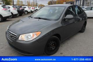 Used 2009 Hyundai Elantra 4DR SDN AUTO GL for sale in Laval, QC