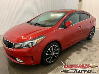 Used 2017 Kia Forte EX+ Cuir Toit Ouvrant MAGS Caméra de recul for sale in Trois-Rivières, QC