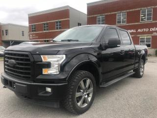 Used 2017 Ford F-150 SPORT for sale in Laval, QC
