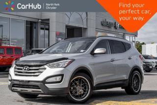 Used 2014 Hyundai Santa Fe Sport Limited Nav|InfinitySound|PanoSunroof|BlindSpot|HeatedSeats| for sale in Thornhill, ON