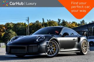 Used 2018 Porsche 911 GT2 RS|Weissach_Pkg|Bose_Sound|Dynamic_Light|Bucket_Seat| for sale in Thornhill, ON