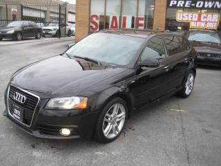 Used 2012 Audi A3 4dr HB S tronic quattro 2.0T Progressiv S-Line for sale in North York, ON