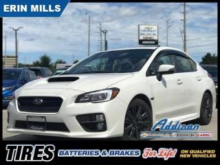 Used 2017 Subaru WRX Sport SUNROOF|HEATED SEATS|BLIND SPOT|6 SPEED| for sale in Mississauga, ON