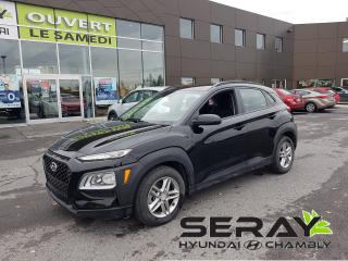 Used 2018 Hyundai KONA 2.0L Essential AWD, mags, banc chauffant, camera for sale in Chambly, QC
